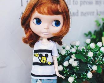 Blythe Hello M*ckey - Yellow