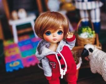 Lati TTYA Baby suit - Red