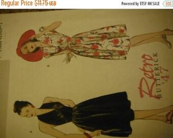 Retro 1940s Patterns--UNCUT--Multi Sizes 6-12