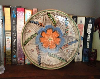 20% OFF Mexican Clay Plate it was 15 now only 12