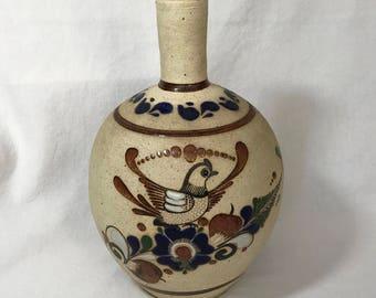 Hand Made Tonala Mexican Pottery