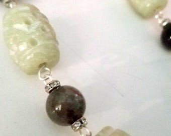 Jade is a powerful symbol used to draw love.