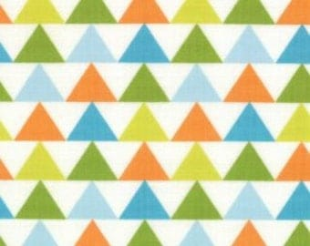 last call Mixed Bag by Studio M for Moda Fabrics, Tee Pee Sprout, 1/2 yard