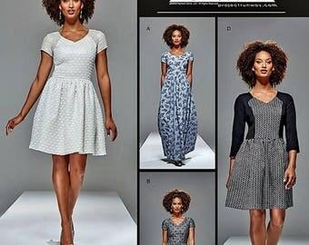 Simplicity maxi dress pattern
