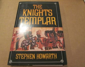 The Knights Templar by Howarth