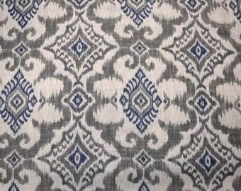 Kantha Smoke Covington Fabric