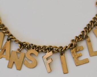 Mansfield Bracelet, Charm Bracelet
