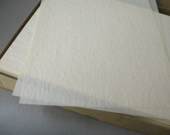 Onion skin Typing Paper, Writing paper, stationary, Tracing paper, parchment, journal paper,