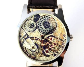 ON SALE 25% OFF Watch antique watch movement