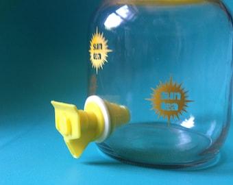 Clean Retro Sun Tea Jar 64oz
