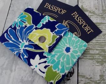 Dollbirdies Original Deluxe Small Passport Wallet, Travel Wallet, Wallet, Passport Cover, Passport Jacket, Passport Holder