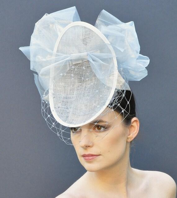 Kentucky Derby Fascinator Hat, Ascot Headpiece, Wedding Hat, Fascinator, Percher, Headwear, Hatinator, Event Hat, Special Occasion Hat