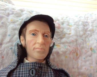 Effanbee Sherlock Holmes Doll