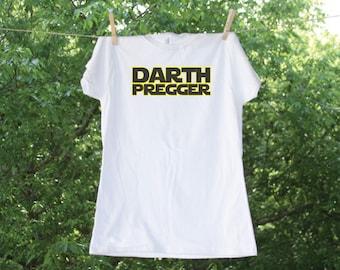 Darth Pregger Women's Maternity Shirt