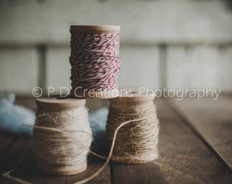Stacked Twine