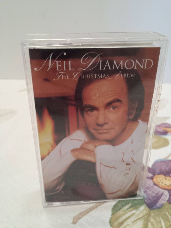 Neil Diamond - The Christmas Album - Vintage Cassette Tape - 1992 Sony Music