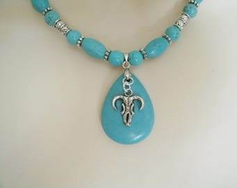 Turquoise Necklace, turquoise jewelry southwestern jewelry southwest jewelry native american jewelry style country western boho bohemian