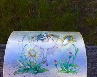 Magical Fairy jewelry keepsake music box