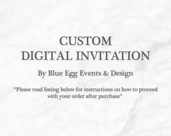 Digital Invitation File