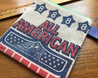 Born in the USA Pouch