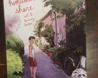Himawari Share Comic Volume 1