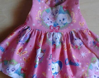 """Baby Alive  And Waldorf Doll Clothes Adorable Dress 10"""" 12"""" Or 15"""" Disney Palace Pets Royal Cuteness"""