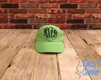 Woman's Lime Cap