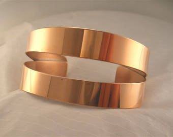 Adjustable Copper Bracelet - Copper Jewelry Bracelets BR117