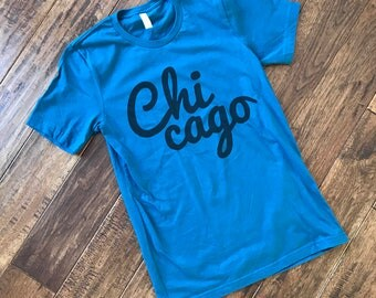 Chicago Gifts - Chicago Apparel  - Chicago T Shirt - Chicago Tshirt  - Chicago Teeshirt