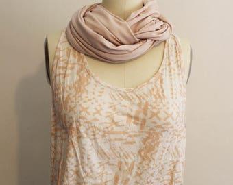 A soft scarf // Summer scarf