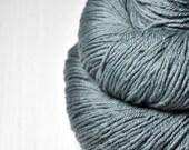 Rain in a graveyard -   Merino Sport Yarn Machine Washable - Hand Dyed Yarn - handgefärbte Wolle  - Garn handgefärbt - DyeForYarn