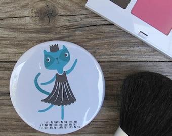 Pocket Mirror - Dancing Dolores - Party Bag Filler - Bridesmaid Gift
