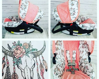 Graco Car Seat Cover Etsy