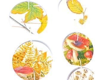 Herbst Dekoration, Herbst Dekor, Herbst Hintergrund, Thanksgiving Dekor,  HochzeitsGirLande, Hochzeit Im