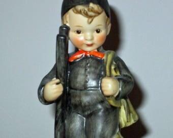 Vintage Hummel Chimney Sweep Boy