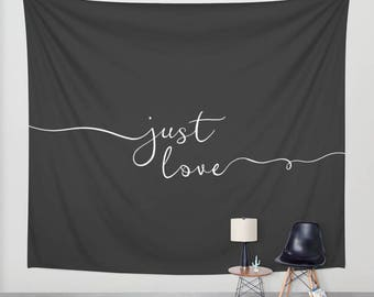 Just Love Quote Instant Download