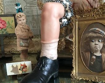 Call Me Weird I Like A Random Vintage Large Doll Leg