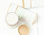 Natural Deodorant - Organic - Aluminum free - Deodorant Stick - Unscented - Baking Soda Free
