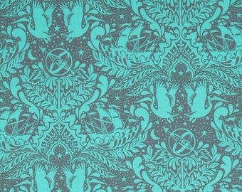 Fabric by the Yard -- Elizabeth Ship Shape in Tart by Tula Pink