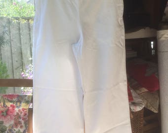 Vintage French sailors trousers
