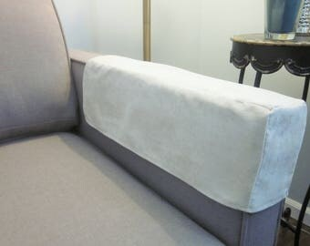 Sofa Arm Caps Or Covers, Chair Arm Caps, Pair, Made To Order/
