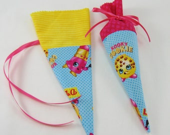 Shopkins Party Favor - Shopkins Birthday Party  - Shopkins Treat Bag - Shopkins Candy Bag - Great for Gumballs -Small Candy- Jelly Beans
