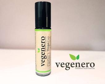 VegeZap Acne Charcoal Roll on Stick | Blemish Spot Treatment | Pimple Stick | pore treatment | zits | pimples |spot remedy serum |