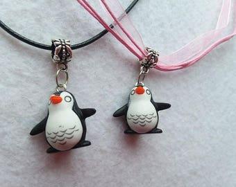 10 Penguins Necklaces Party favors