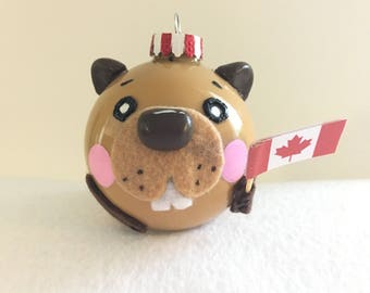 Canada Day Beaver