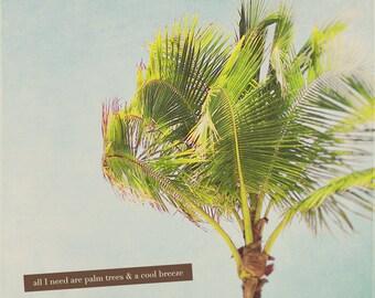 Palm Trees Art, Palm Tree Art, Palm Tree Photography, Palm Tree Decor, Palm Tree Wall Art, Beach Lovers, Beach Art Print, Beach Photography
