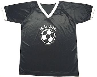 BLUR vintage 1995 jersey - S/M