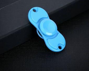 Finger Spinner--Fidget Hand Spinner--Blue- Fidget Spinner--Fidget Toys--Desk toys-Stress balls