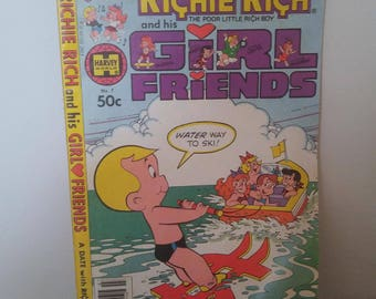 Vintage Richie Rich Comic