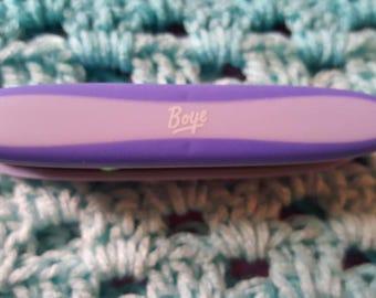 Boye portable 4 size crochet hooks in one tool, e-3.5...I-9...G-4.25...K-6.5 mm